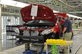 toyota manufacturing toyota begins corolla production in mississippi