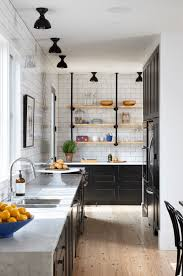 Black Kitchen Light Fixtures by 31 Black Kitchen Ideas For The Bold Modern Home The Internets