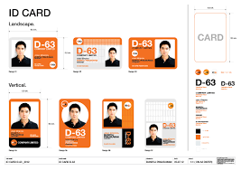 Invitation Card Maker Software Id Card Horizontal Student Id Card Design By Webbience