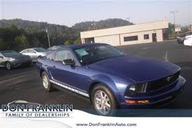mustangs for sale in ky used ford mustang for sale in albany ky edmunds