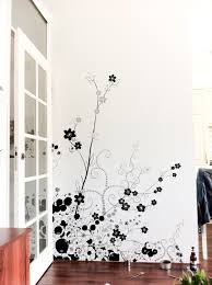 simple wall painting designs for hall bedroom design