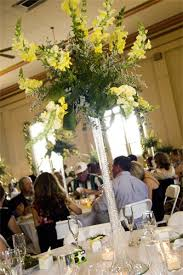 Tower Vase Centerpieces Chico Wedding Rentals Wedding Centerpieces Orland Ca