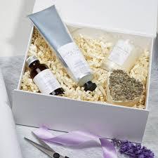 Spa Gift Sets Aromatherapy Spa Gift Set By Lovely Soap Company