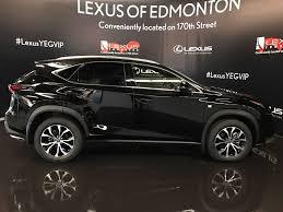 lexus nx demo for sale used 2017 lexus nx 200t 4 door sport utility in edmonton ab l13014