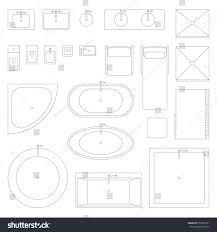 100 floor plan furniture symbols 100 make a floor plan how