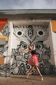 Dance Wall Murals Dance Project Denver Sabrina Gentry Amanda Tipton