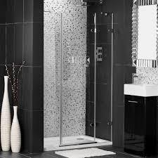 custom glass shower doors favorable frameless glass shower doors