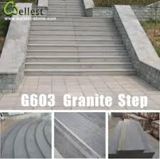 china granite marble slate limestone basalt step stairs treads and