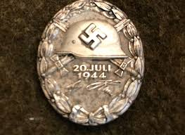 looting the reich german wound badge the national wwii museum
