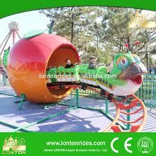 zhengzhou factory equipment children game backyard mini roller