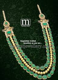 emerald stone necklace jewelry images Emerald stones pearls long chain indian jewels i jpg