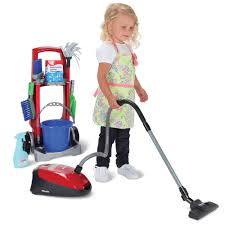 Miele Vacuum by The Child U0027s Miele Vacuum Set Hammacher Schlemmer