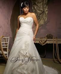 robe de mari e femme ronde robe de mariée femme ronde sirène bustier coeur mariage