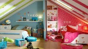 comment amenager une chambre pour 2 comment créer deux zones distinctes dans une chambre d enfants