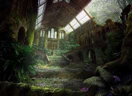 Beautiful Abandoned Places by Post Apocalypse Inspiration Watch The End Of The World