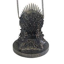 iron throne ornament game of thrones gifts fairyglen com