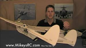 a scratch built rc fpv camera plane with pdf plans youtube