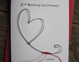 2nd anniversary gifts for 2nd wedding anniversary gifts new wedding ideas trends