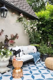 Concrete Backyard Design Easy Landscaping Ideas Deck Over Concrete Patio Design Yard Backyard