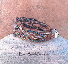 silver beaded bangle bracelet images 291 best beaded bracelets 3 5 row images beaded jpg