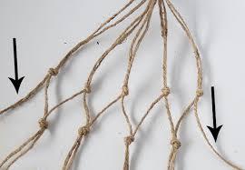 diy macrame mason jar hanging planter