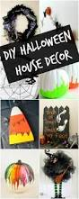 diy halloween house decor blissfully domestic
