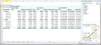 create a report as a table in excel excel create pivot table sportsnation club