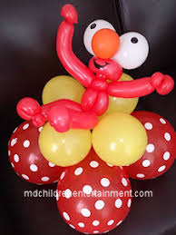 balloon o grams balloon decoration photo gallery md children entertainment