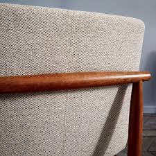Stone Chair Framework Upholstered Dining Chair Stone Twill West Elm