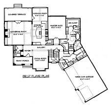 european style house plan 4 beds 2 5 baths 2617 sq ft 36 best house plans images on pinterest country homes country