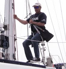 how to climb your sailboat mast with a bosuns chair west marine
