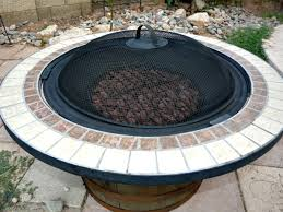 Lava Rock For Fire Pit by Diy Whisky Fire Pit Tutorial So You Think You U0027re Crafty