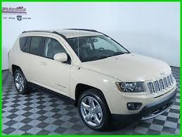 tan jeep compass ebay jeep compass latitude 2wd 2 4l i4 suv with cloth vinyl