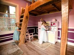 His And Hers Crown Wall Decor Michigan Dad Builds Lavish 2 Story Playhouse For His Daughters