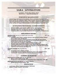Sample Resume Job Application by Professional Interior Designer Resume Http Jobresumesample Com