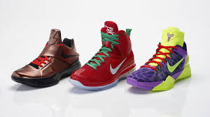 nike basketball introduces christmas colors nike news