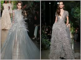 elie saab spring summer couture 2015 the feather
