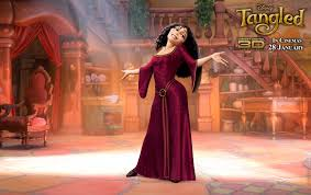 mother gothel character comic vine