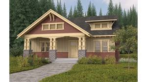single storey bungalow floor plan single story bungalow with open floor plan hwbdo67247 craftsman from