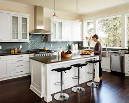 wooden kitchen flooring ideas wood floor white kitchen with kitchen floors