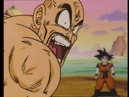 Nappa Meme - what 9000 there s no way that can be right nappa s reaction