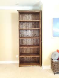 ana white 8 foot kentwood bookshelf diy projects