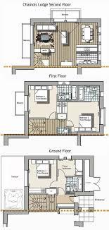 ski chalet floor plans house plan ski chalet plans webbkyrkan com luxury floor swiss