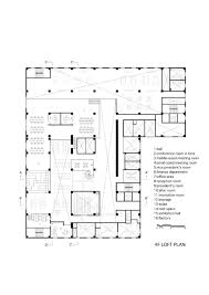 Loft Conversion Floor Plans by Gallery Of Daxing Factory Conversion Nie Yong Yoshimasa