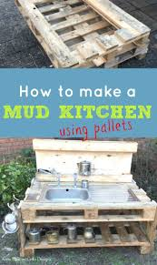 33 best mud kitchens images on pinterest outdoor learning