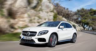 mercedes amg 45 review mercedes amg gla 45 2017 review places and
