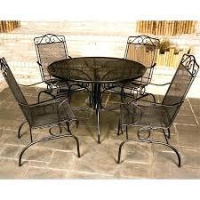 Rod Iron Patio Chairs Iron Furniture Wrought Iron Furniture Repair Painting Artrio Info
