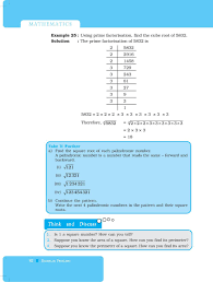 pattern with palindromic numbers square square root and cube cube root pdf