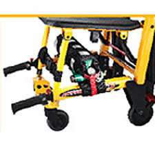 stairpro o2 bottle holder evacuation chairs extrication
