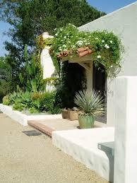 Front Yard Desert Landscape Mediterranean Exterior 266 Best Spanish Mediterranean Images On Pinterest Haciendas